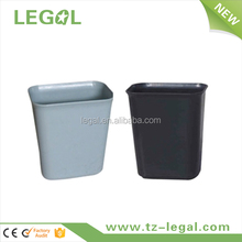 10L indoor plastic dustbin kitchen plastic waste bin home use plastic garbage bins price for sale