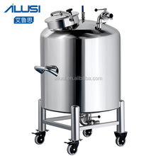 High capacity sealed oil tank,water storage tank for sale