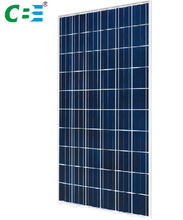 Polycrystalline silicon material solar panel support in brazil