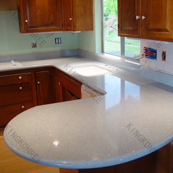 shiny quartz countertops kitchen counter tops with vein quartz