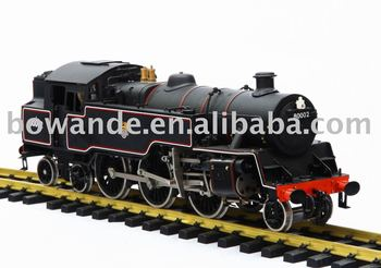 1:32 steam locomotive model