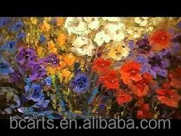 images[6] Colour Impasto Flower Painting