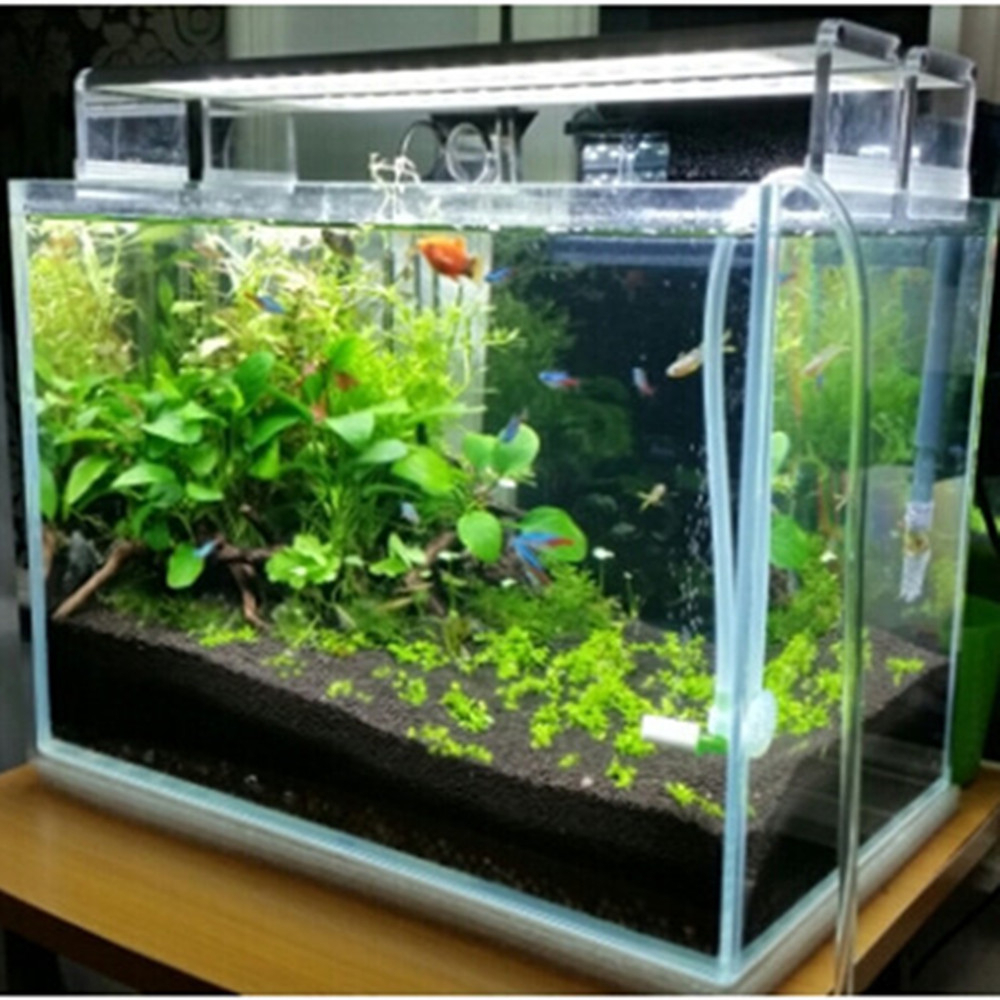 New product Chihiros Aqua Plant Aquarium 8000K LED Lamp Light 20-60cm