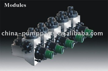 10P130 Triplex Mud Pump Modules
