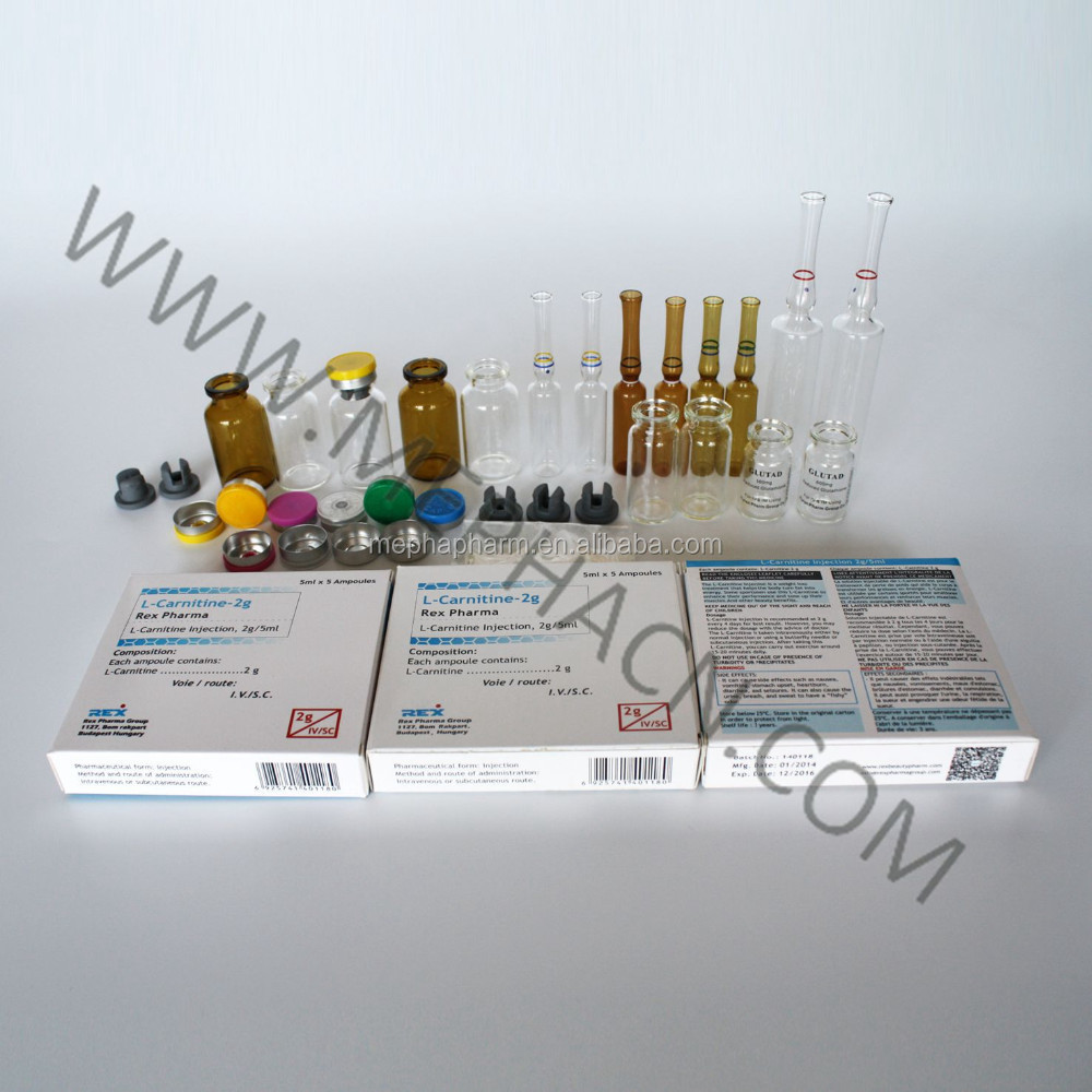 Raw material for L-carnitine injection