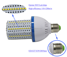 Corn bulb led parking lot lighting LED high bay light AC100-277V CE Rohs Cul 30W warehouse using high bay light