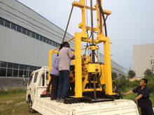 XYC-200GT Truck-mounted drilling rig