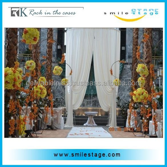 Backdrop Pipe And Drape For Wedding Party