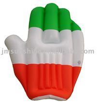 Inflatable hand for promotion/Inflatable glove