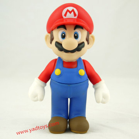 Plastic toy wholesale super mario bros for festival