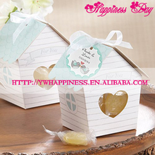 "New Style ""Love Nest"" Bird House Favor Boxes Candy Gift Boxes Baby Shower Favors"