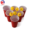 Emoji Universe Beer Pong Balls, Table Tennis Balls, 48-Pack