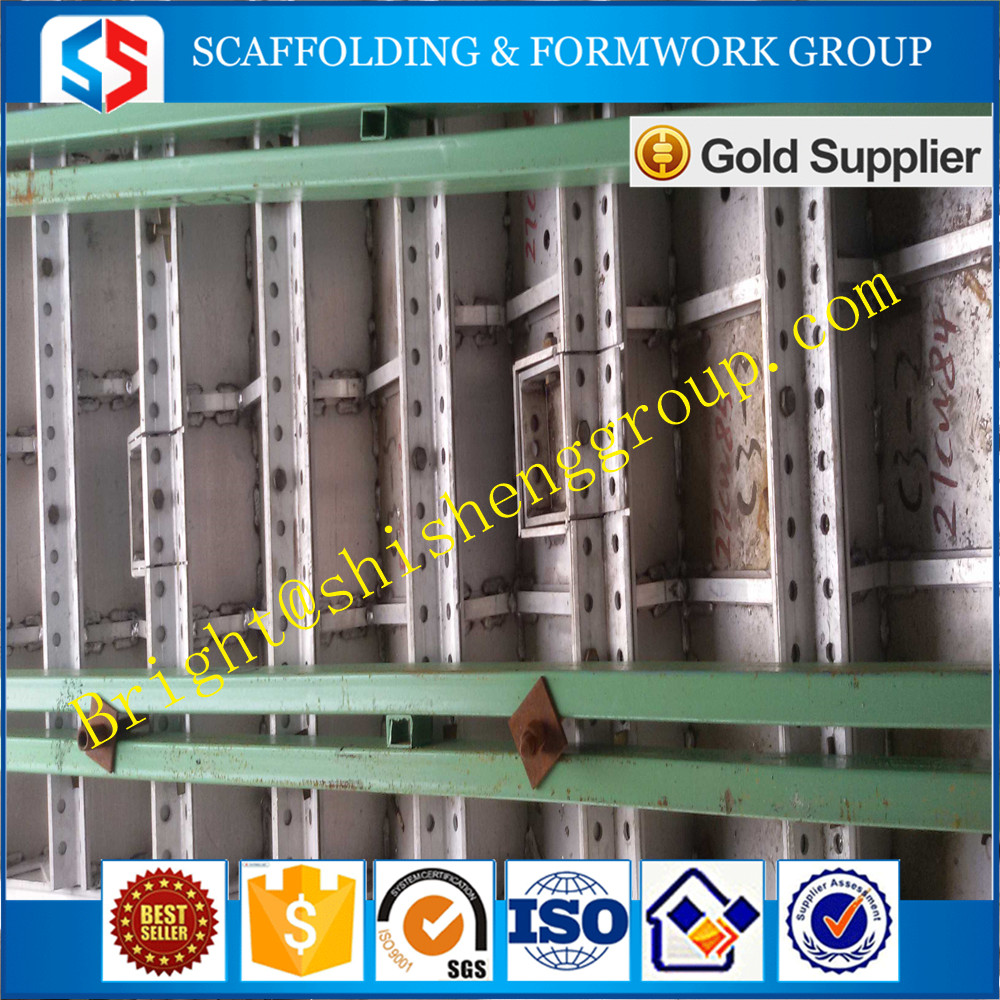 Good Supplier Aluminum Formwork For Scaffolding Construction System From SS Group TianJin China