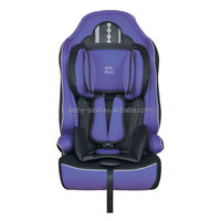 Group1+2+3 inflatable baby car seat with ECE R44/04, child car seat for child 9-36kg