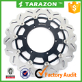 Offroad 320mm Oversize Front Floating Wave Brake Disc Disk Rotor With Bracket For YAMAHA YZF450 WRF450