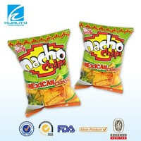 custom logo printing food grade material potato chip package