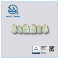 Denture Material Type and Polymer Material HRA 2 layer acrylic denture teeth /acrylic teeth for dentures
