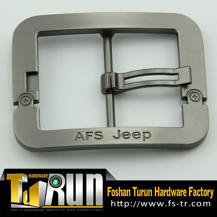 Factory wholesale customized belt buckle for decoration
