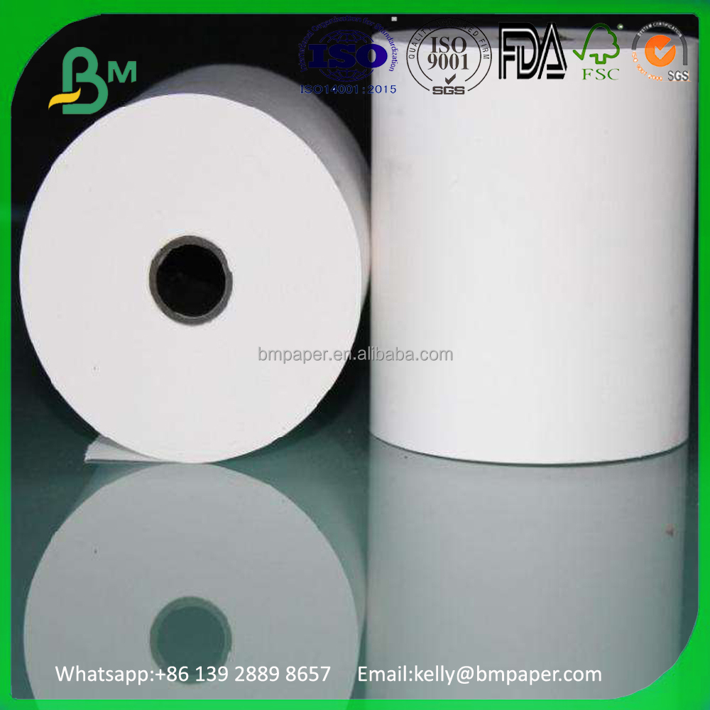 High whiteness 60g 80g white bond aper offset writing paper in paper roll