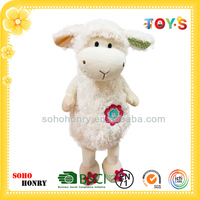Custom Sheep Toy Plush Animal Backpack for Kids