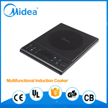 China manufacturer induction cooker 1600W national induction cooker ceramic glass induction and halogen cooker