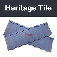 Hot Eco-friendly tile span roofing tiles, color stone coated metal roof tile