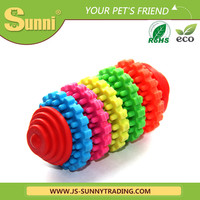 Accept custom durable private label dog toys chew bone