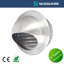 Small Electric For industrial and purifier CE/UL Plastic exhaust fan