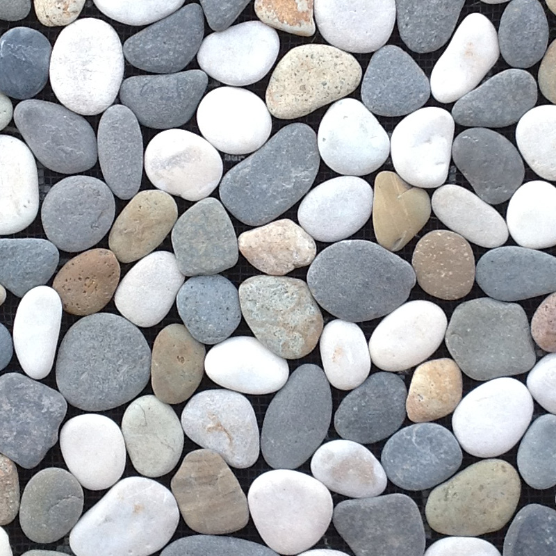 Hot sale art craft outdoor playground pebble stone
