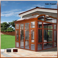 Customized Aluminium Winter Garden Sun House