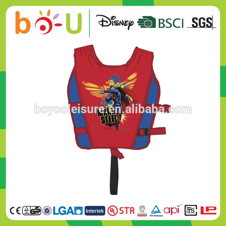 good price high performance colorful and functinal swim vest for surfing