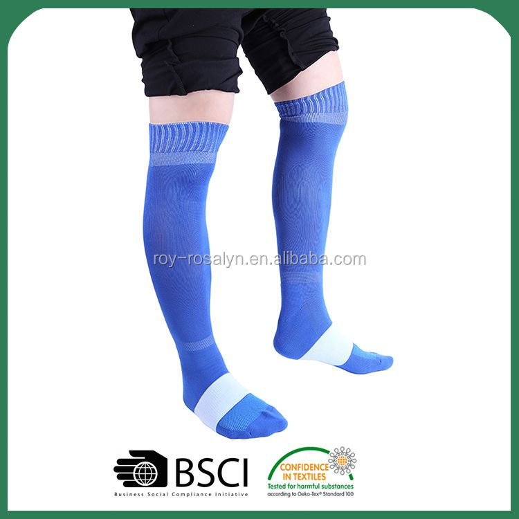 Best selling different types crew sports socks with many colors