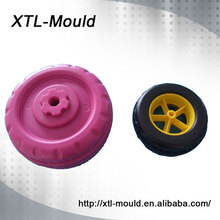 Mini Rubber and Plastic Tyre Mould Used for Electric Vehicle or Toy Cars, Professional Tire Mold Manufacturers