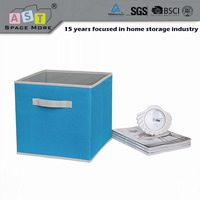 China supplier most popular foldable fabric cube storage