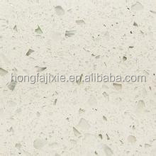 Raw material artificial quartz stone /price of rock crystal stone