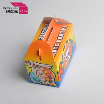 Cheap custom print matte black cardboard shoe box wholesale