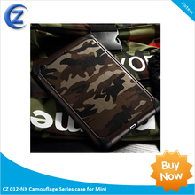 2015 New Product Camouflage series for iPad Mini 1 2 3