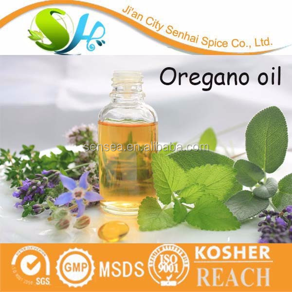 Natural organic essential oil cas 8007-11-2 oregano oil from China factory