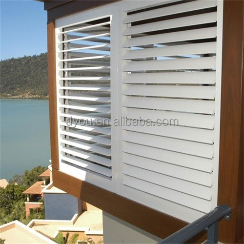 High quality durable exterior adjustable louver shutter buy adjustable louver shutter louver for Exterior louvered window shutters