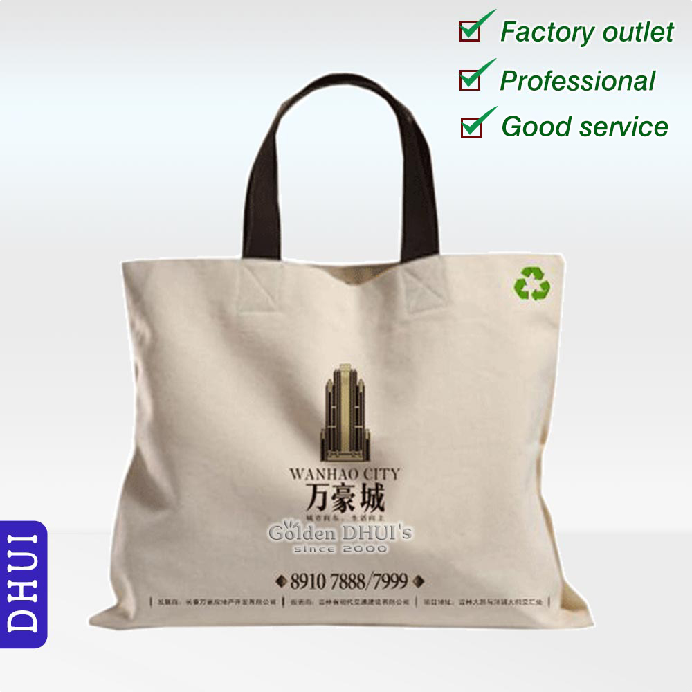 <strong>Eco</strong> friendly,customized,small order accepted,wholesale cotton tote bag