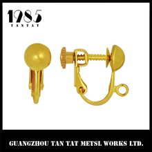 2017 China Wholesale earring accessories for fashion jewelry earring making