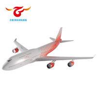 Top Sale Model Plane ABS Polyresin