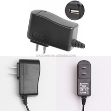 AC to DC output 12V 0.5A Wall Charger medical EN60601 certification US market medical power adapter for medical equipment