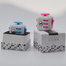33mm Fidget Cube with gift box package