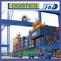 USA Door to door Sea shipping freight from ShangHai to Kansas City