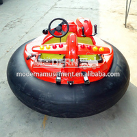 Battery inflatable street legal bumper cars for sale
