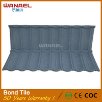 Factory High Quality Cheap Stone Coated Metal Roofing Materials For Poultry Houses