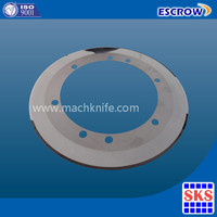 Corrugated Thin Blade Slitter Scorer Machine Knife factory offer