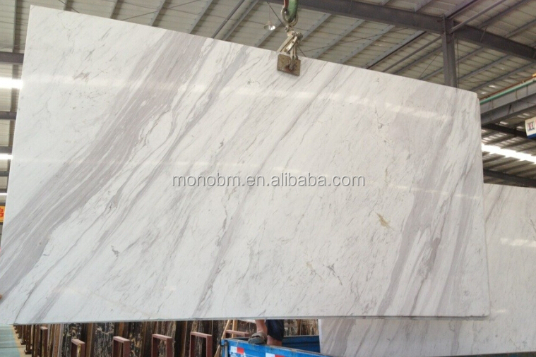 Greece Volakas white marble slab price