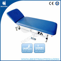 BT-EA013 Electric gymna physiotherapy table, electric hill rom hospital bed, examination table medical electric